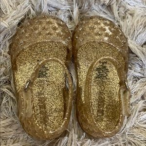 Gold old Navy Jellies